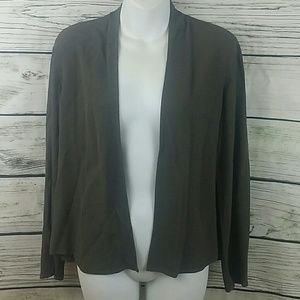 Eileen Fisher Rayon Cardigan